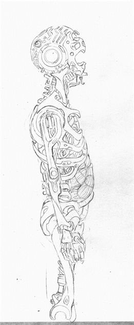 nguyen tim21-skeleton-pencil