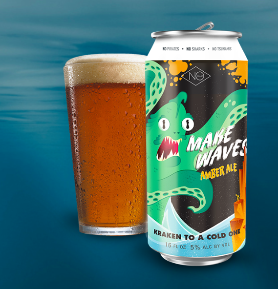 nocoast-beer make-waves