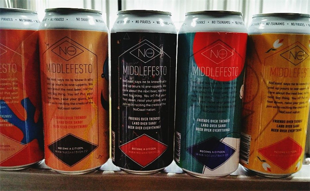 nocoast-beer middlefesto
