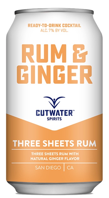 non-beers cutwater-rum-ginger