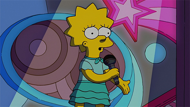 non-classic-simpsons a-star-is-torn