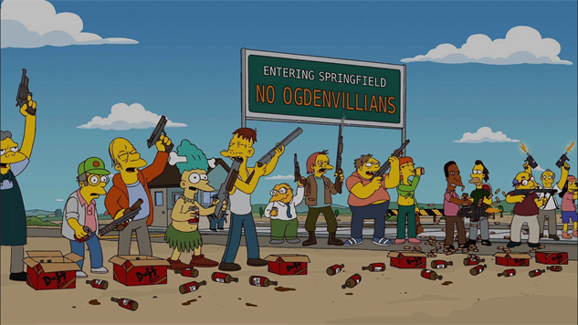 non-classic-simpsons coming-to-homerica