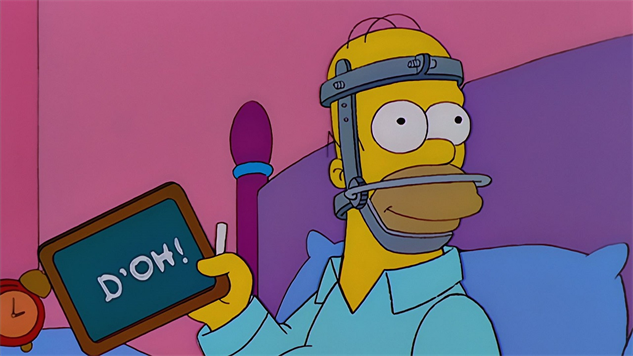 non-classic-simpsons jaws-wired-shut