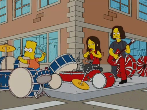 non-classic-simpsons jazzy-and-the-pussycats-30