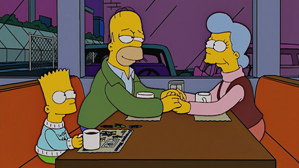 non-classic-simpsons my-mother-the-carjacker
