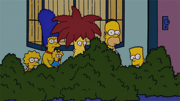 non-classic-simpsons simpsons-the-great-louse-detective