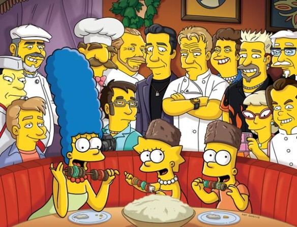 non-classic-simpsons the-food-wife