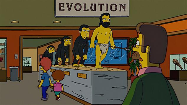 non-classic-simpsons the-monkey-suit