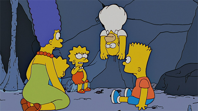 non-classic-simpsons the-seemingly-never-ending