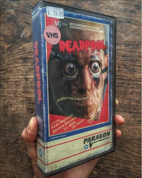 nostalgic-vhs-art deadpool