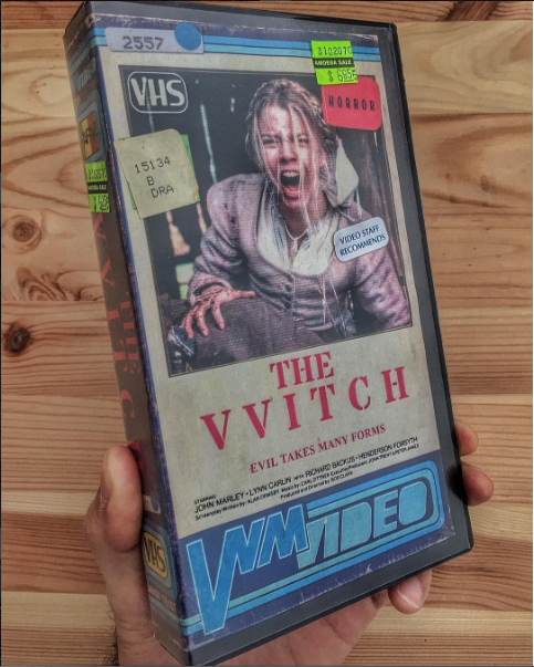 nostalgic-vhs-art the-witch