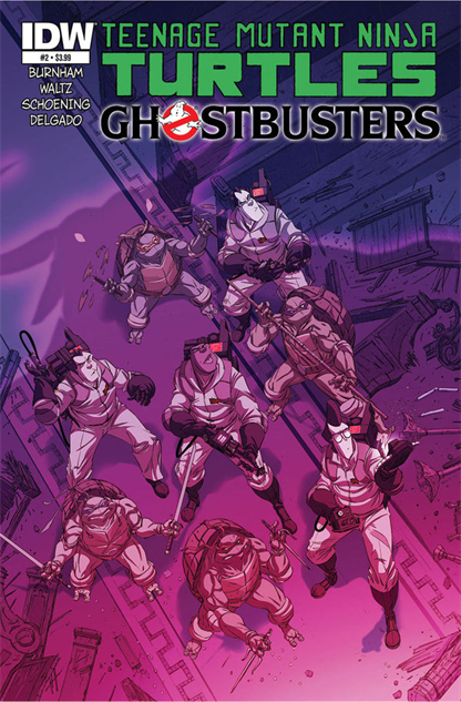 november-comic-covers teenage-mutant-ninja-turtles-ghostbusters-2-by-dan-schoening