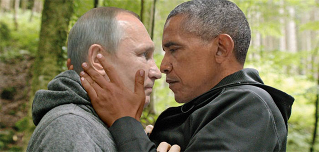 obama-putin-photoshop-battle obama-putin-embrace