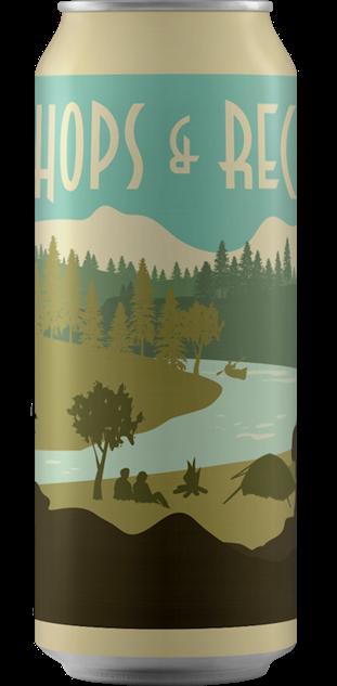 offshoot-beer hops-rec