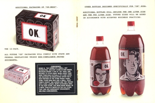OK Soda: The Hip Coke Product That Failed Miserably :: Drink ...