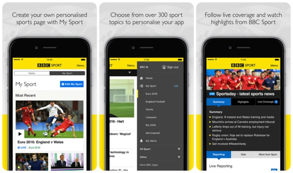 olympic-apps bbcsport