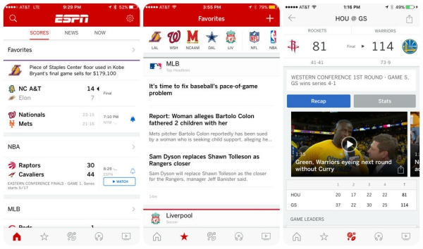 olympic-apps espn