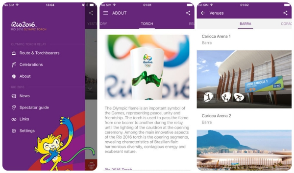olympic-apps rio