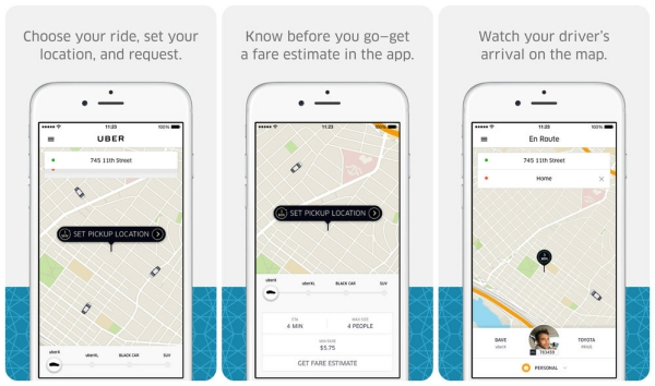olympic-apps uber