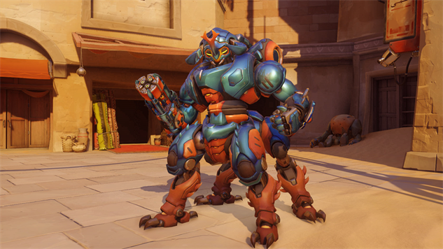 Overwatch's Newest Hero, Orisa, Is Now Live