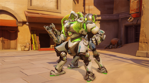 Overwatch's Orisa Officially Joins All Versions Of The Game Today