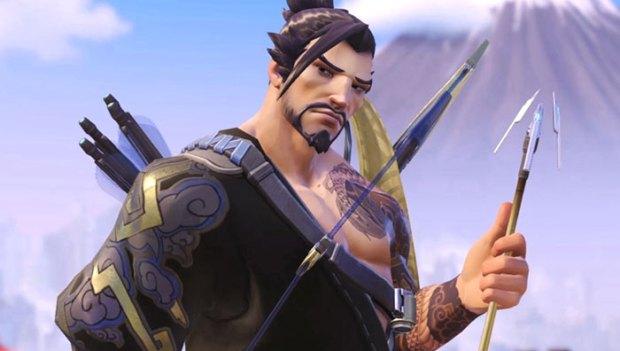 overwatch-characters hanzo