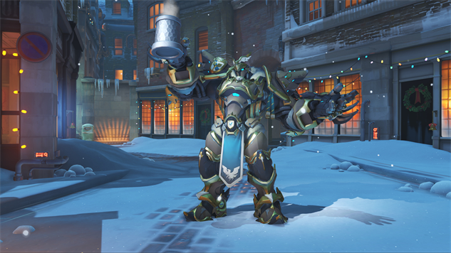 The Character Skins Of Overwatch's Winter Wonderland Event ...