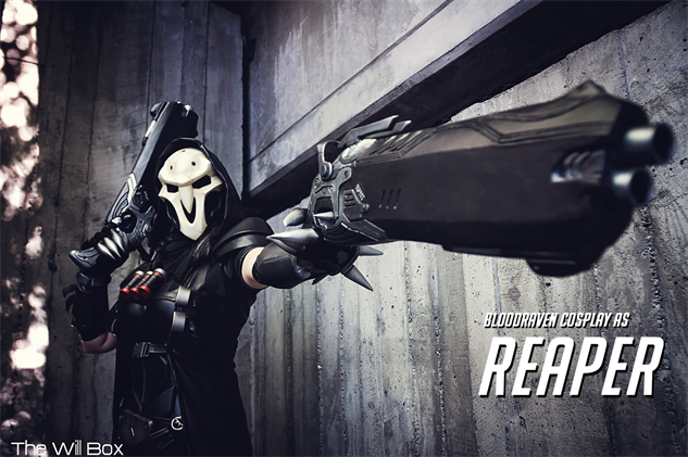 overwatch-cosplay bloodraven-as-reaper
