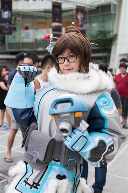 overwatch-cosplay conjurer-cj-as-mei