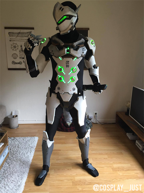 overwatch-cosplay cosplay-just-as-genji
