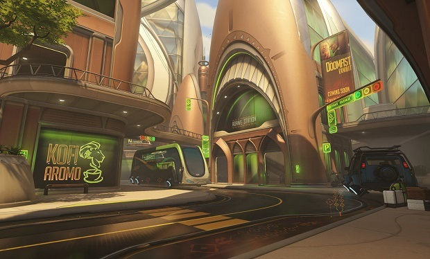Image result for overwatch maps