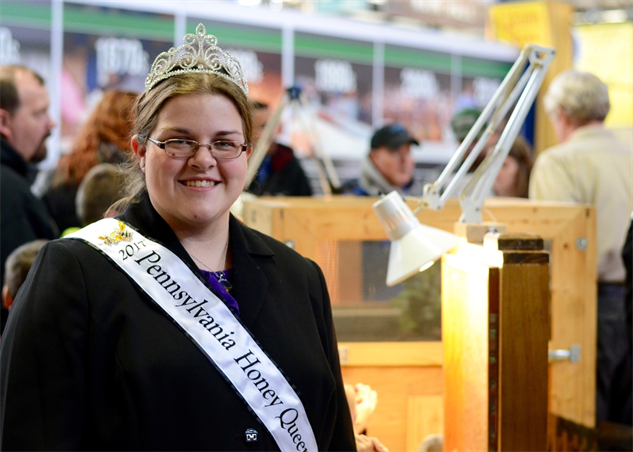 pa-farm-show honey-queen