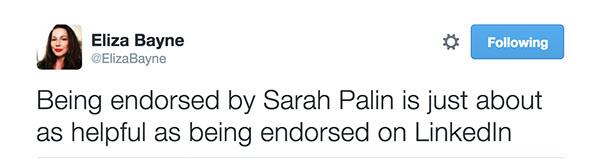 palin-tweets elizabayne