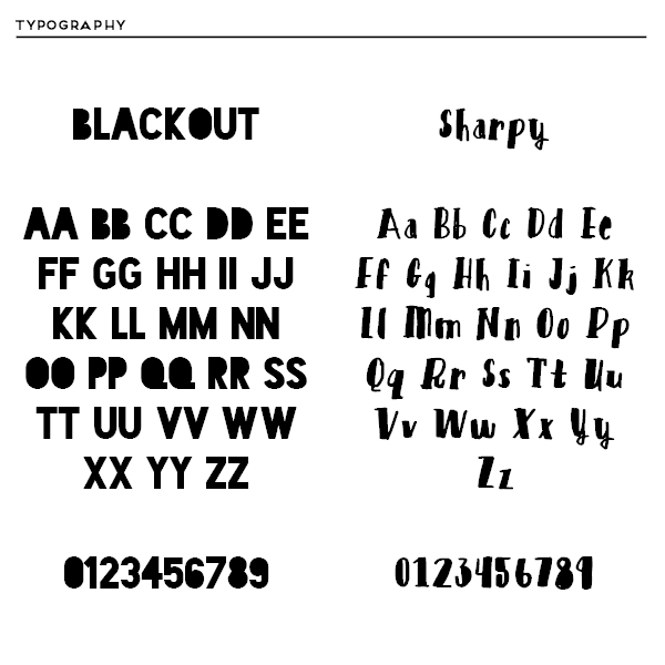 parlourtricks-rebrand typography-pt