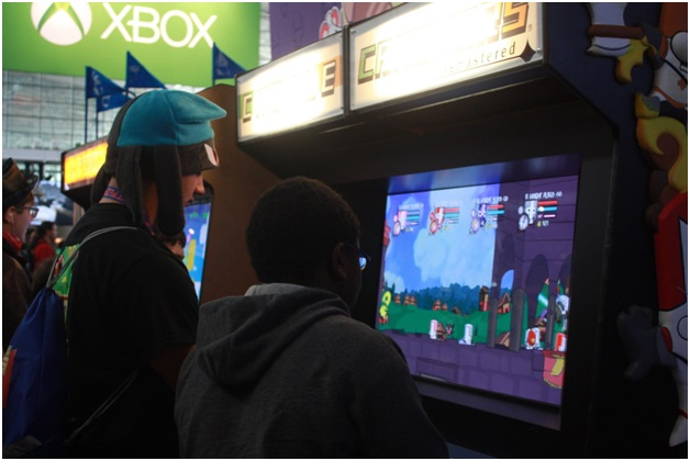 The Best Booths from PAX East 2016 :: Games :: Paste