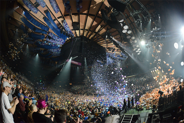 Live Photos Phish Rings In The New Year At Madison Square Garden Music Galleries Paste