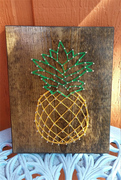... Pineapple Home Decor String