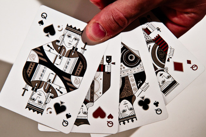 30 of the Best Designed Playing Cards :: Design :: Galleries :: Paste