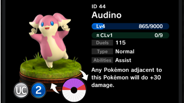 pokemon-duel audino