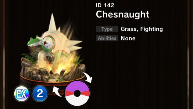 pokemon-duel chesnaught