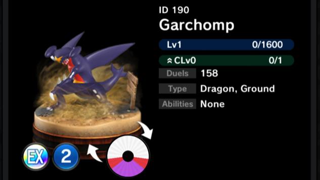 pokemon-duel garchomp