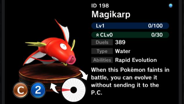 pokemon-duel magikarp