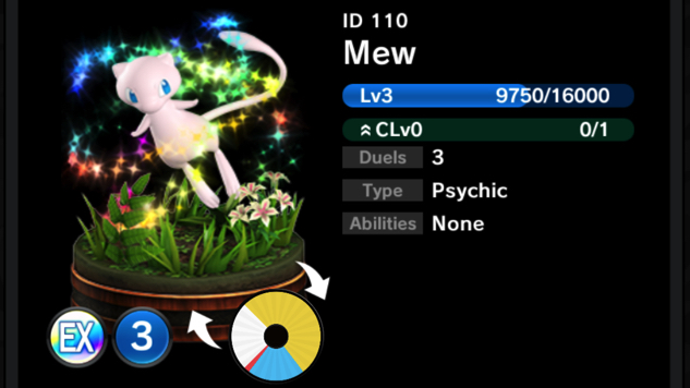 pokemon-duel mew