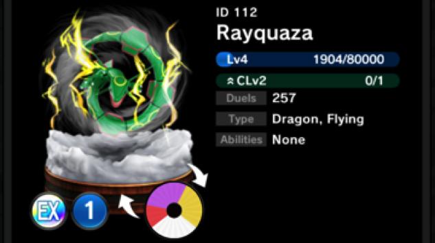 pokemon-duel rayquaza
