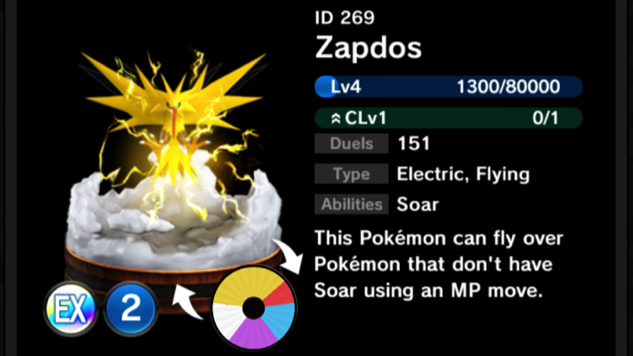 pokemon-duel zapdos