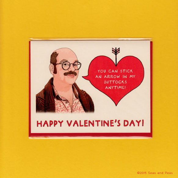30 Valentines With Your Favorite Pop Culture Icons