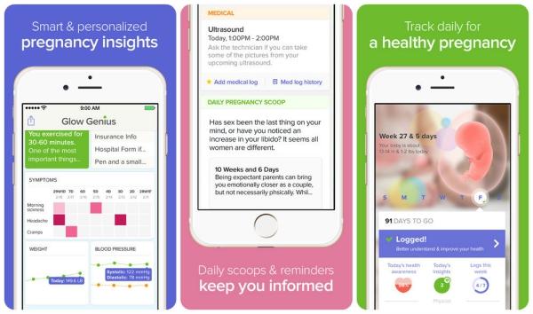 pregnancy-apps glow