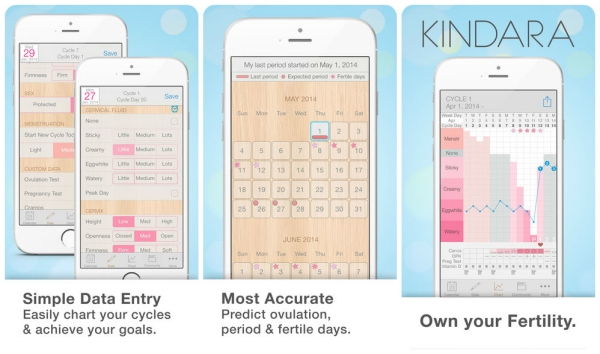 pregnancy-apps kindara