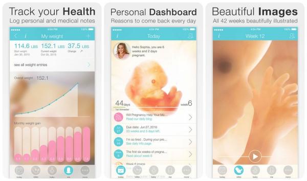 pregnancy-apps pregnancy-
