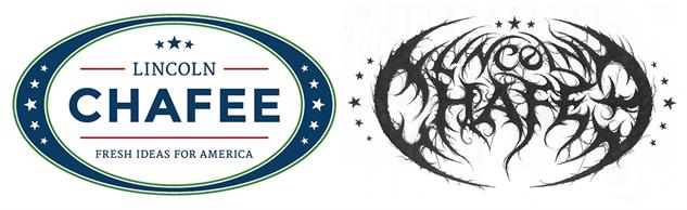 presidential-candidate-black-metal-logos lincoln-chafee-black-metal